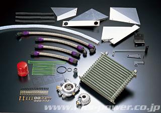 HKS Oil Cooler Kit Z33 VQ35DE 2002~2007 not for HR engines!!!