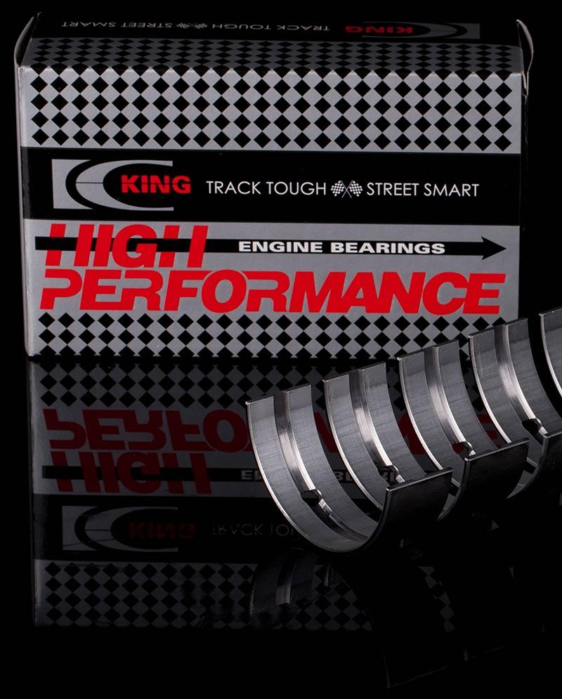 King Subaru Main Bearing Set XP Series 2 2L SOHC 16v DOHC 16v (Incl  Turbo)  EJ22 WRX STI