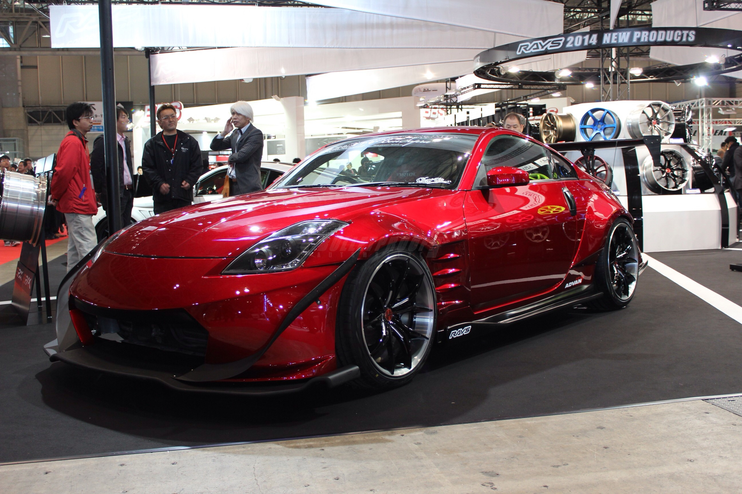 Bensopra Body kit for the Nissan Z33 350Z
