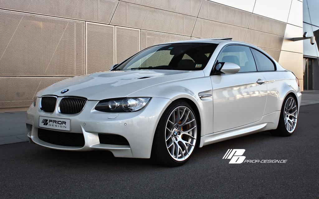 PRIOR DESIGN PD M Widebody Aerodynamic Kit for BMW 3 Series E92 E93